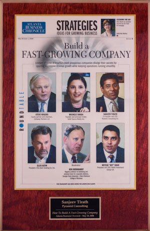 2006 Fast Growing Company