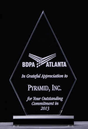 2013 Outstanding Commitment Award